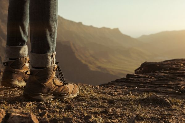 Maintaining your outdoor footwear