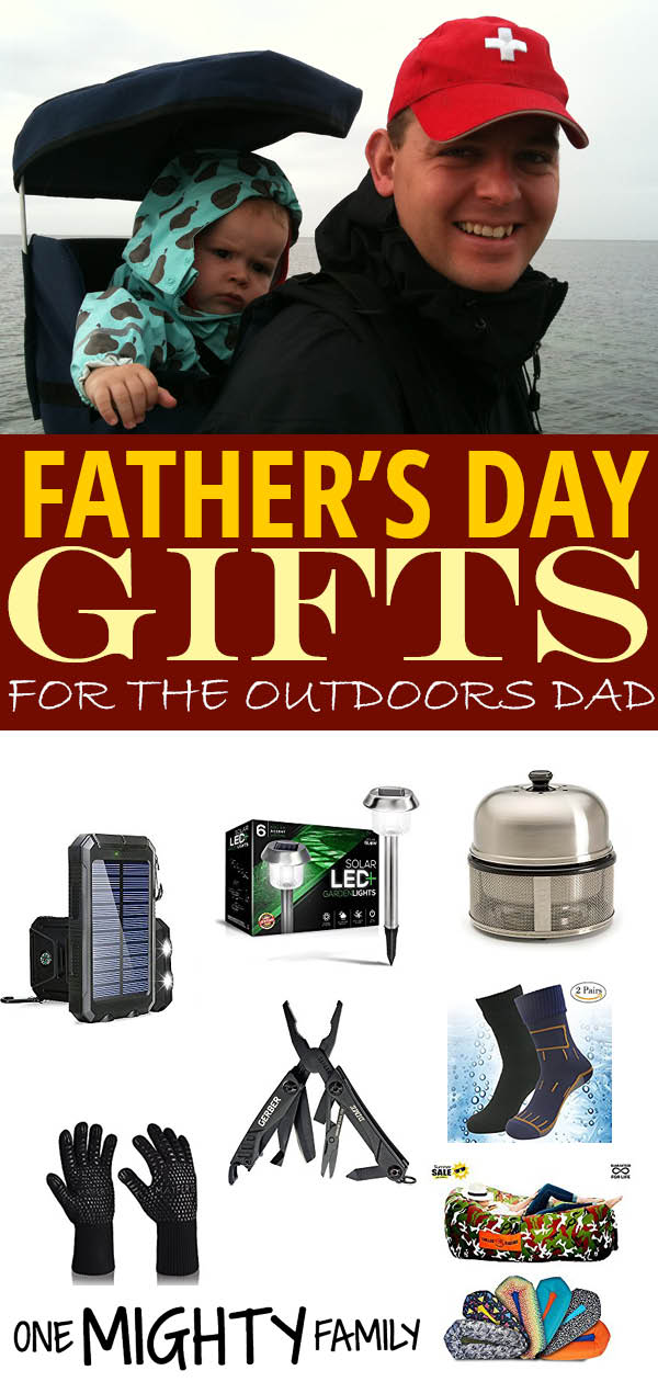 gift ideas for the outdoors dad